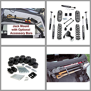 Best Jeep Lift Kit for Highway Driving - Reviews