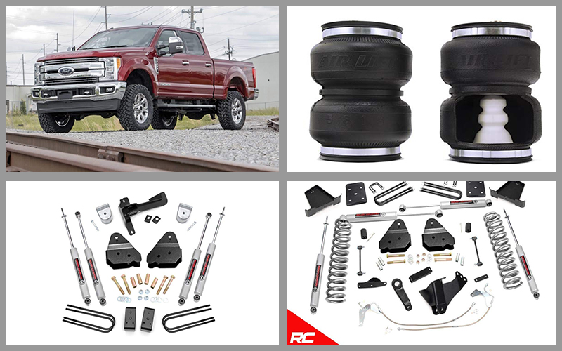 Best Lift Kit for f250 Super Duty - Reviews