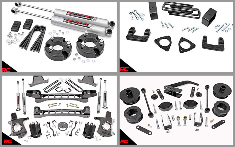 5 Best Rough Country Lift Kit Review And Buying Guides [2021] 128
