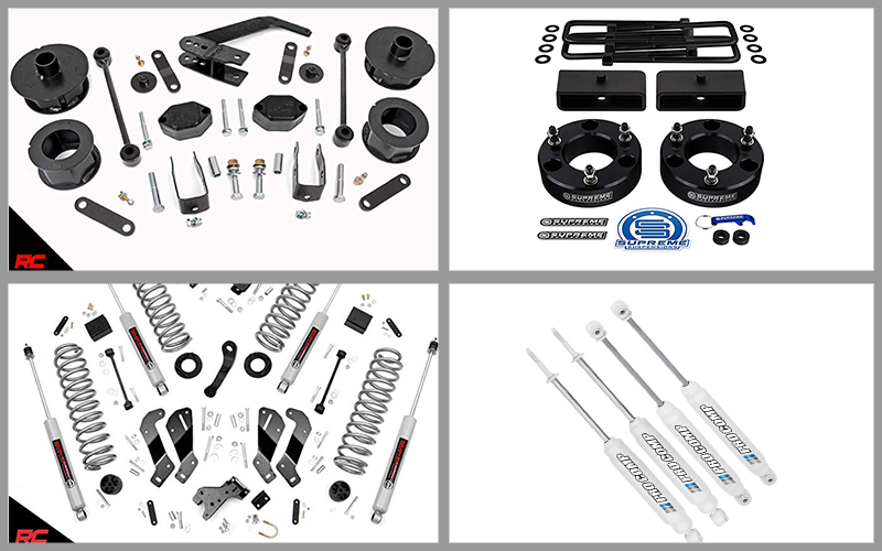 5 Best Suspension Lift Kits -Reviews and Buying Guides [2021] 15