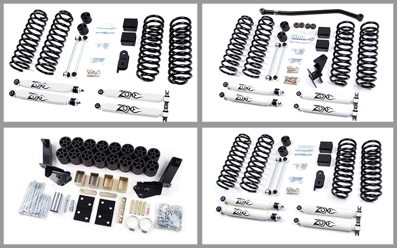 Best Zone Lift Kit Reviews