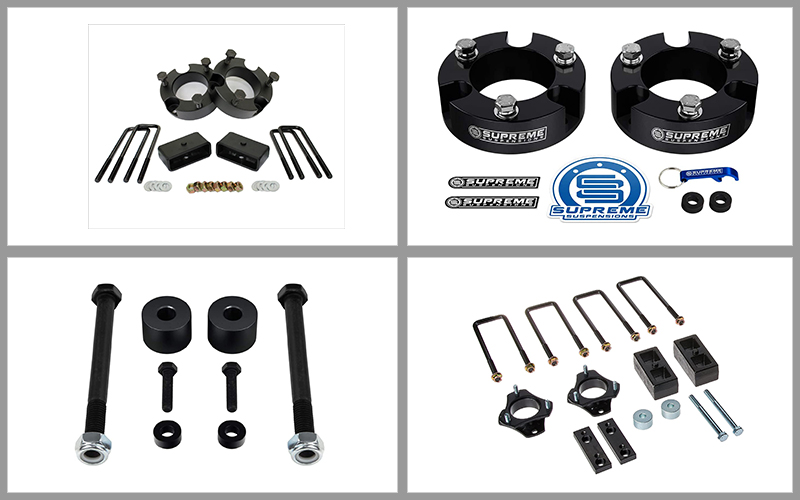 Best Lift kits for Toyota Tacoma